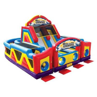Ultimate Challenge Inflatable Obstacle Course picture 1