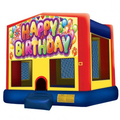 Birthday Inflatable Bouncer picture 1
