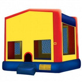 Funhouse Inflatable Bouncer