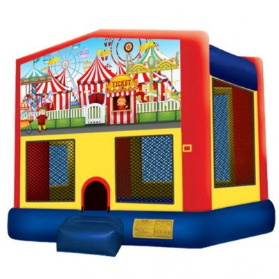 Carnival Inflatable Bouncer picture 1