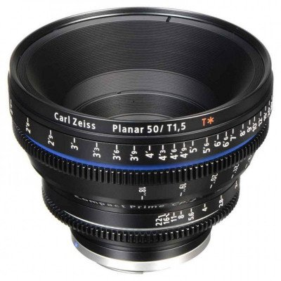 Zeiss 50mm T1.5 CP2 Lens with EF Mount picture 1