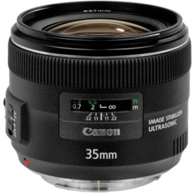 Canon 35mm f-2 IS USM Lens picture 1