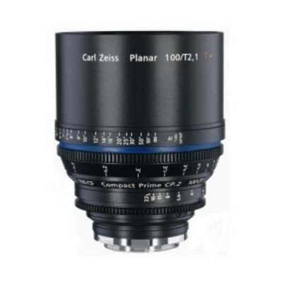 Zeiss 100mm T2.1 CP2 Lens with EF Mount picture 1