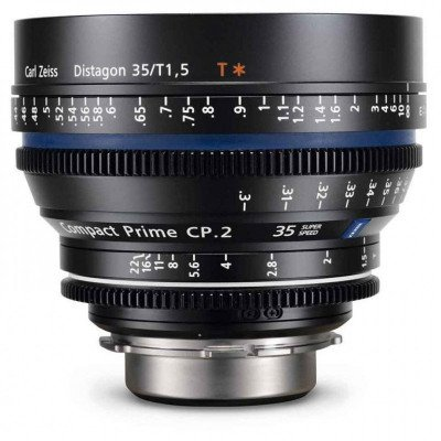 Zeiss CP2 6-Lens Set PL Mount picture 1