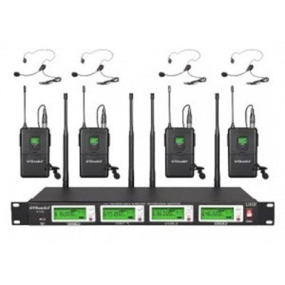 Wireless Lapel Microphones for Stage picture 1
