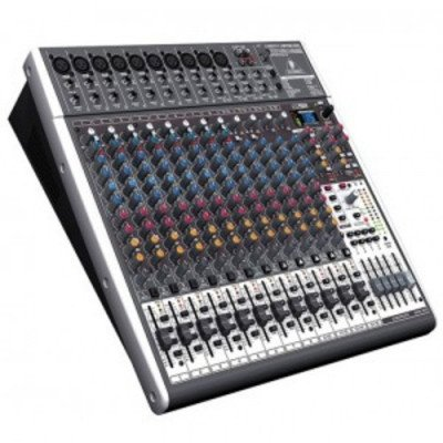 24-Channel Audio Mixer picture 1