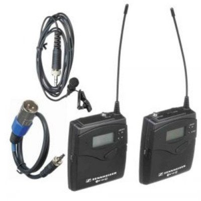 Sennheiser G3 Wireless Lavalier Microphone Kit picture 1