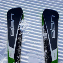 Elan- Alpine Junior Skis - 110-119cm