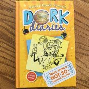 Dork diaries #3 -  tales from a not-so-talented pop star