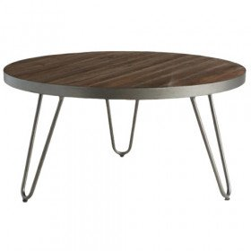 Marfa Cocktail Table - Round