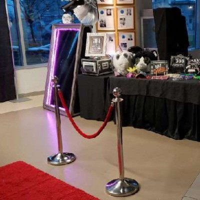magic mirror photo booth - 2 hour package-1