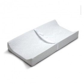 Diaper Changing Pad with Security Belt