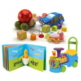 Keep It Exciting Play Package