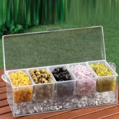Chilled Condiment Server picture 1