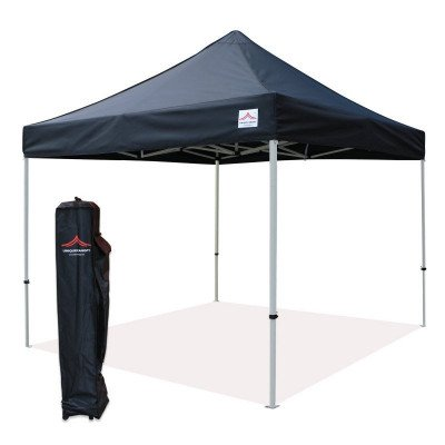 black - pop up canopy tent picture 1