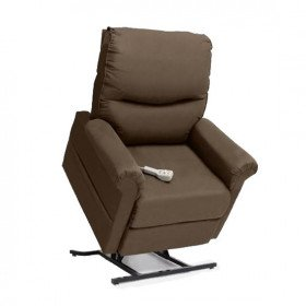 Pride 3-position lift chair LC-105 with vinyl fabric