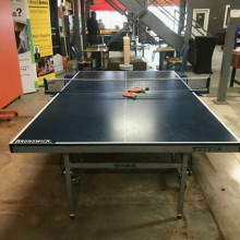 Brunswick smash ping pong table