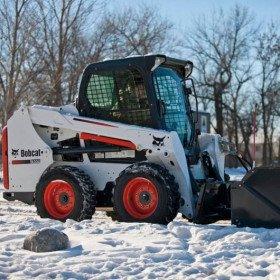 Skid-Steer Loader S550
