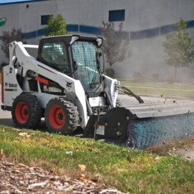 Skid-Steer Loader S570