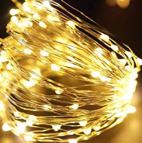Fairy or LED string lights