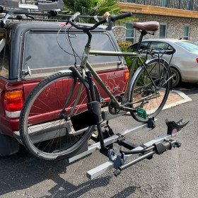 "Thule T2 2"" Hitch Bicycle Rack"