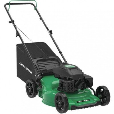 push lawn mower picture 2