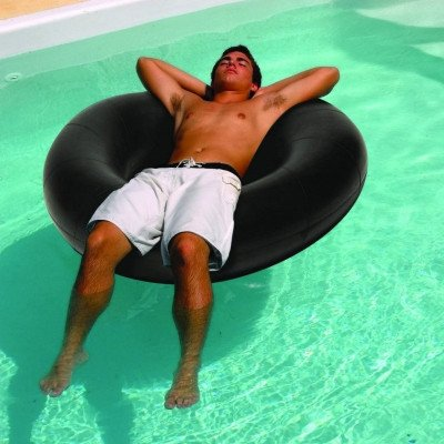 Inflatable Black Inner Tube picture 4