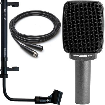 Sennheiser E609 Microphone with cable and Clip picture 1