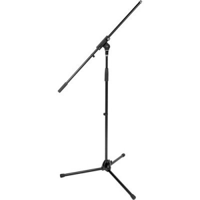 K and M 21070 Black Boom Stands picture 1