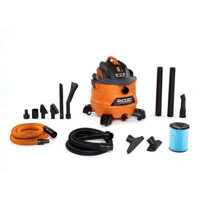 wet dry vac with auto detail kit picture 3