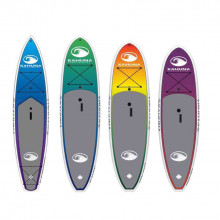 Sup - stand up paddle board - recreational