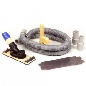 vac-pole dust-free sander kit