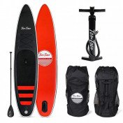 inflatable paddle board (SUP)