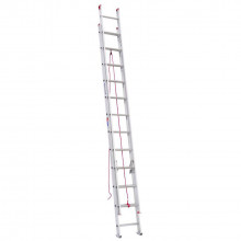 extension ladder - 24' aluminum