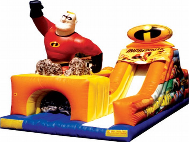 incredibles inflatable combo-1
