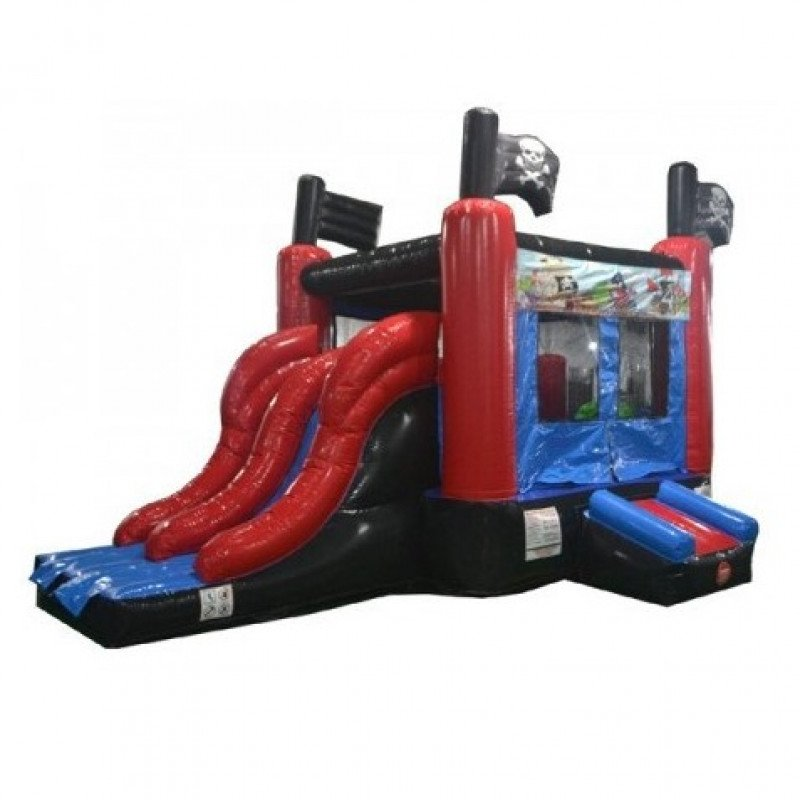 pirate inflatable combo