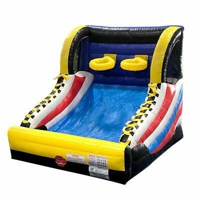 basketball inflatable game-1
