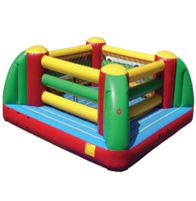 Boxing Ring Inflatable Game