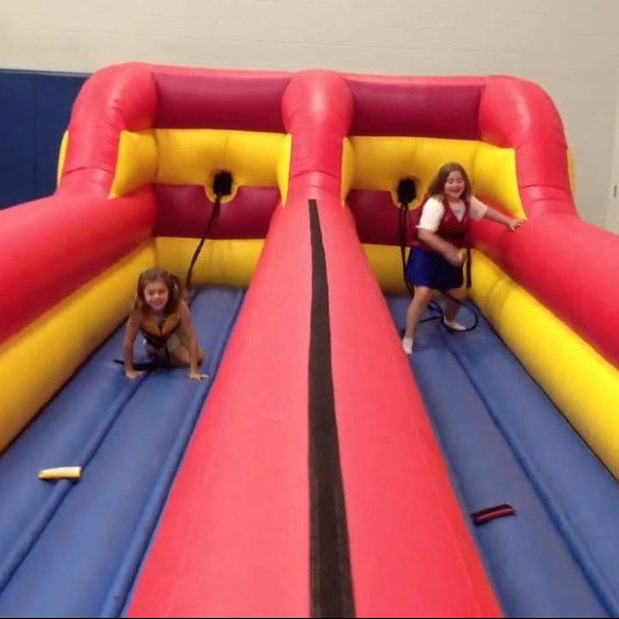 bungee run inflatable game-1
