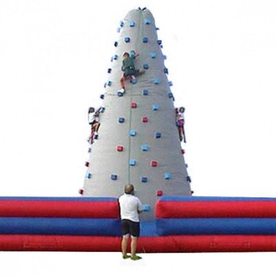 climbing wall inflatable game-1
