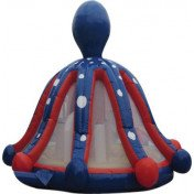 Octupus Inflatable Bouncer