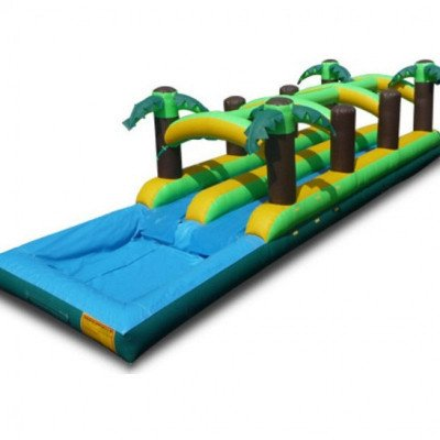 inflatable slip n' slide