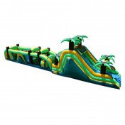 Tropstacle Inflatable Obstacle Course