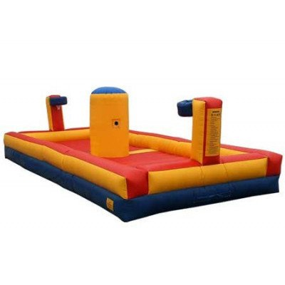 tug a bungee infllatable game