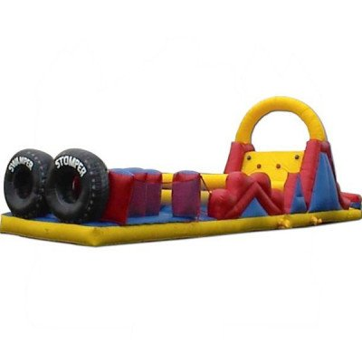 swamper stomer inflatable obstacle course