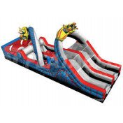 Wild One Jr Inflatable Obstacle Course