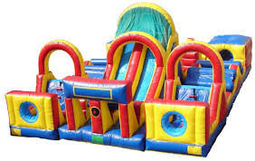 XP 360 Inflatable Obstacle Course