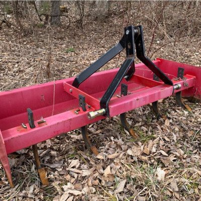 3 point hitch box blade - 6ft