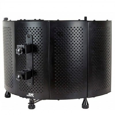 microphone isolation shield picture 2