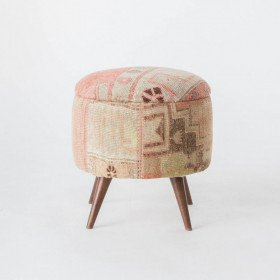 Pinky Ottomans, small